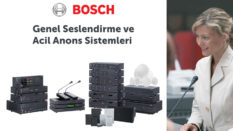Bosch Anons ve Müzik Yayın Sistemleri